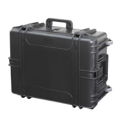 valise etanche eau et poussiere ip67 687x528x276mm avec mousse de protection. Black Bedroom Furniture Sets. Home Design Ideas