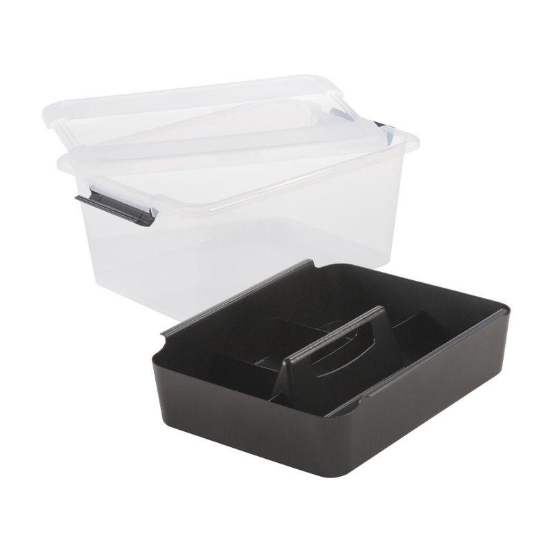 bac avec couvercle fabulous boite rangement plastique ikea t caisse bac de avec couvercle with. Black Bedroom Furniture Sets. Home Design Ideas