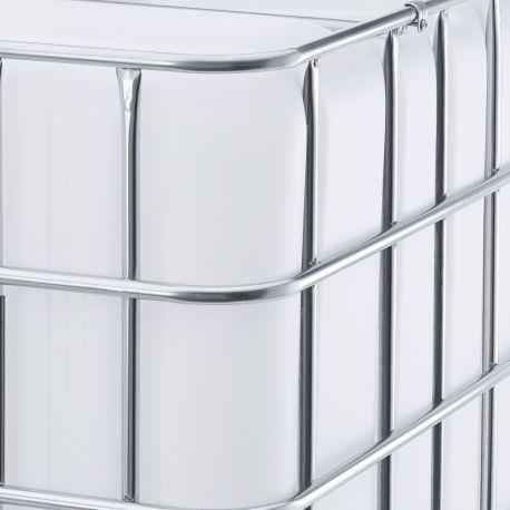 Container Cuve Ibc Un 31ha1 Y 1200 X 1000 X 1160 Mm 1000l