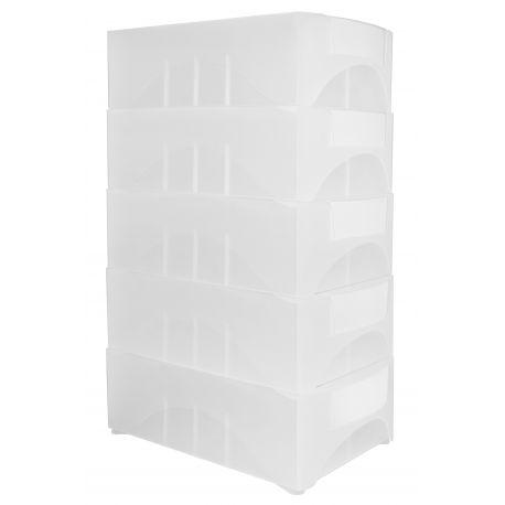 starbox grand modele boite de rangement empilable format a4 pour 1000 feuilles. Black Bedroom Furniture Sets. Home Design Ideas